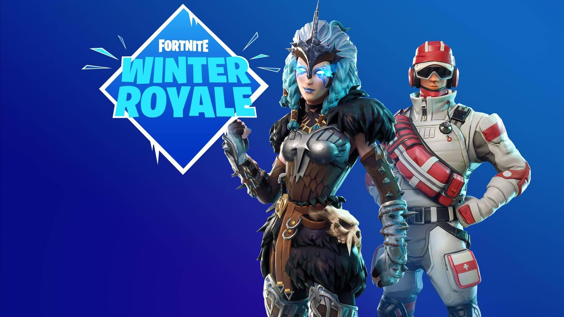 Fortnite Winter Royale torneo