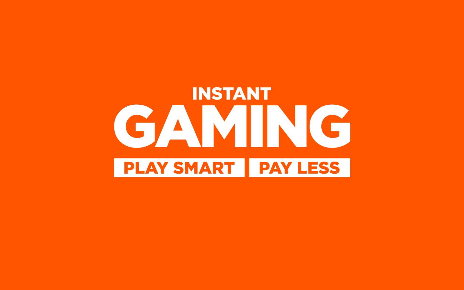 Instant Gaming logo 1920 x 1080