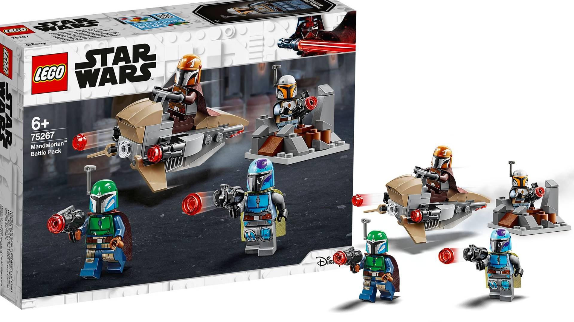 Lego 75267 - Mandalorian Battle Pack