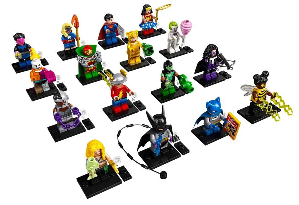 Lego DC Super Heroes Minifigure Series