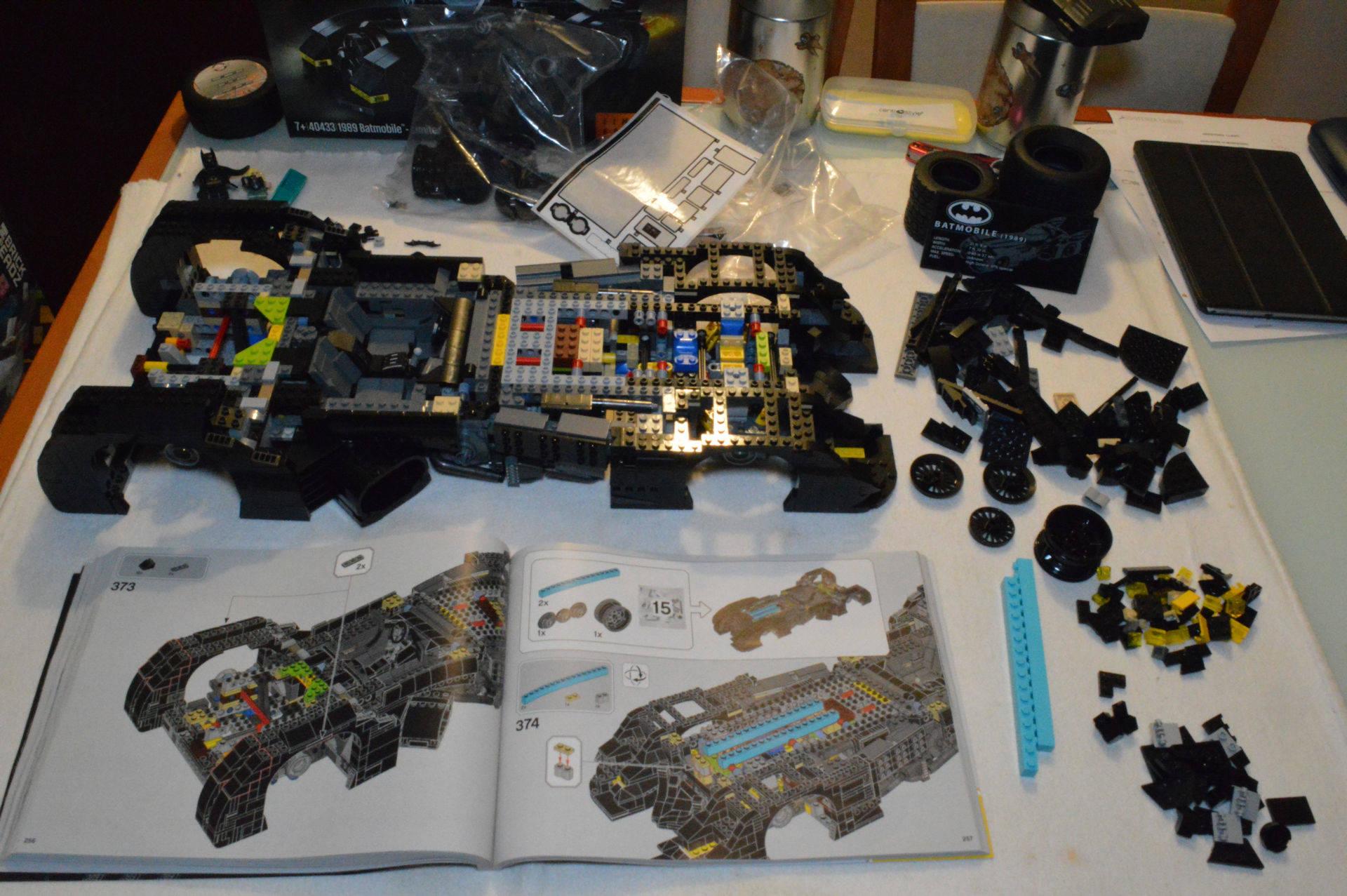 LEGO® 76139 1989 Batmobile™