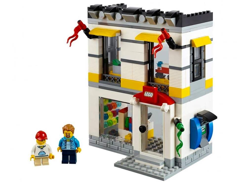 Lego sacchetti di plastica