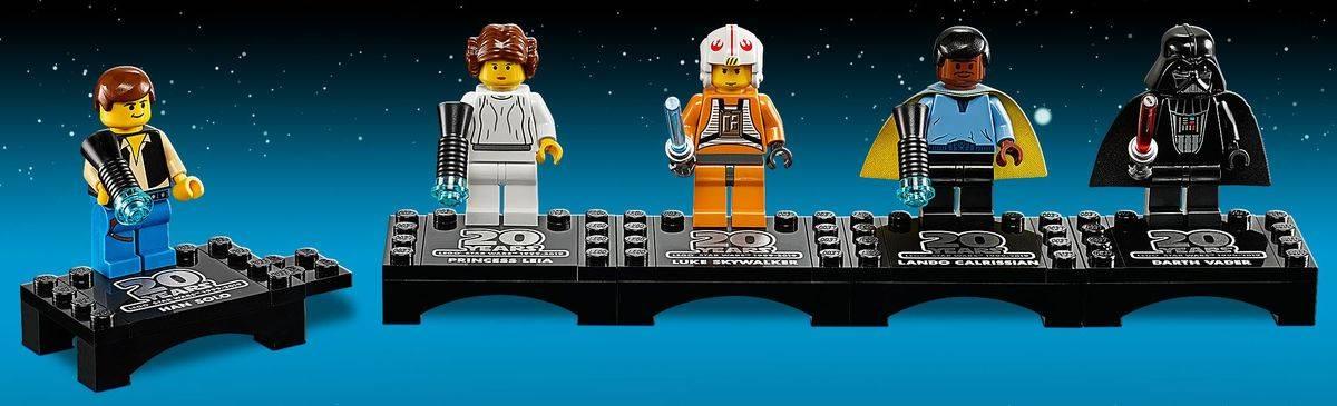 minifig Star Wars 20 anniversario