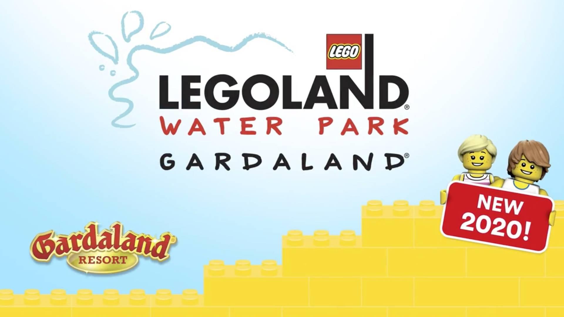 Miniland Legoland Water Park Gardaland