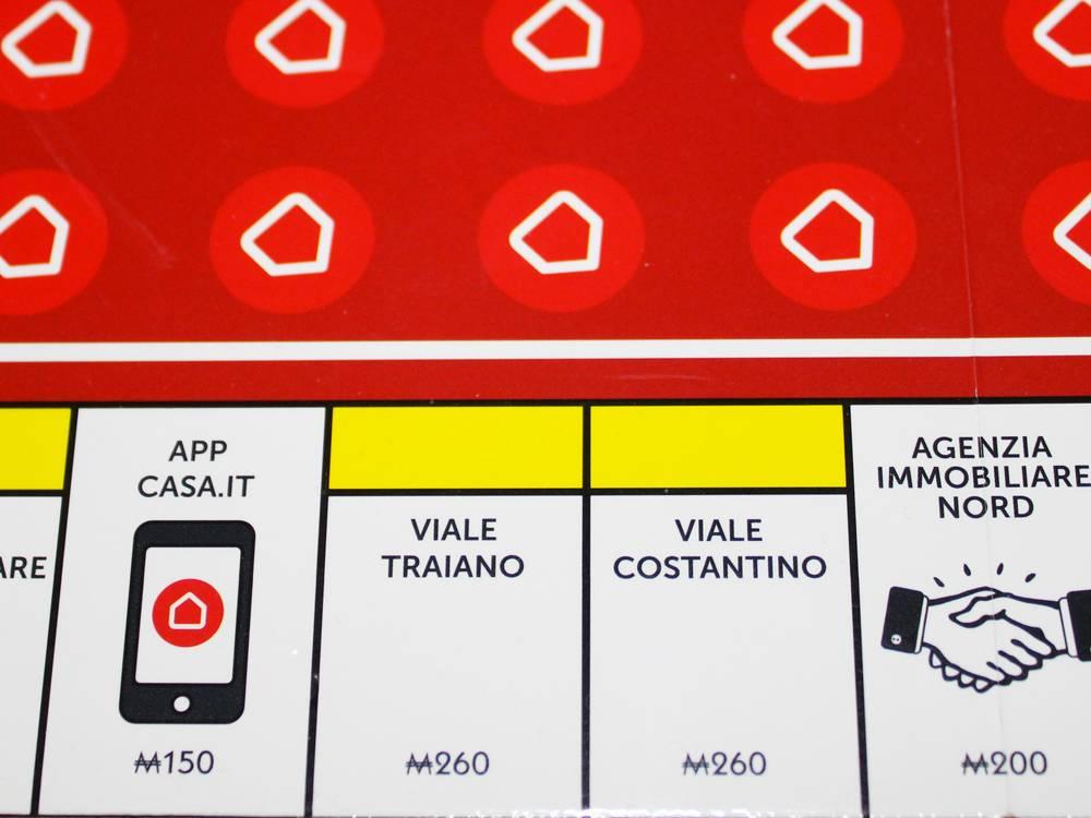 Monopoly Edizione Speciale Casa.it