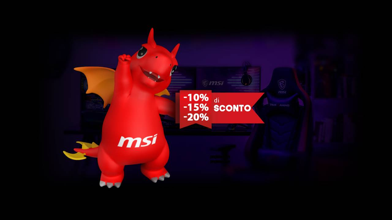 MSI Store Online Lucky