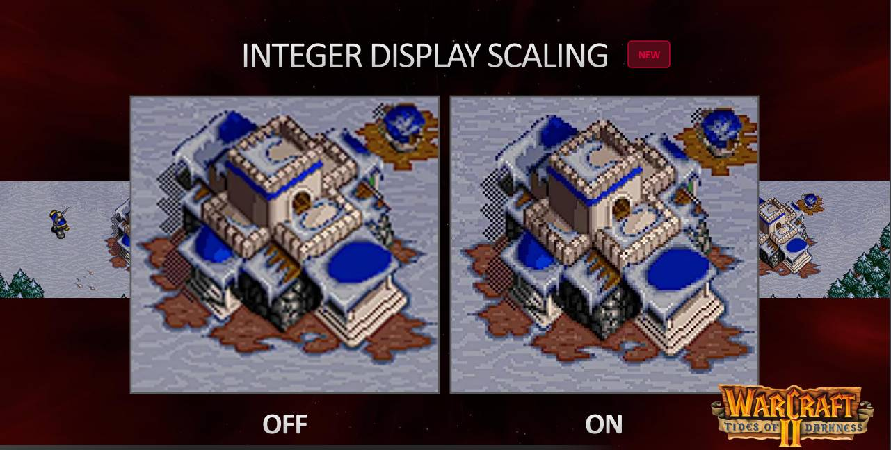 Integer Scaling