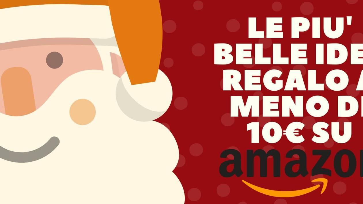 Regali Di Natale Sotto 10 Euro.Le Piu Belle Idee Regalo A Meno Di 10 Da Amazon Natale 2020