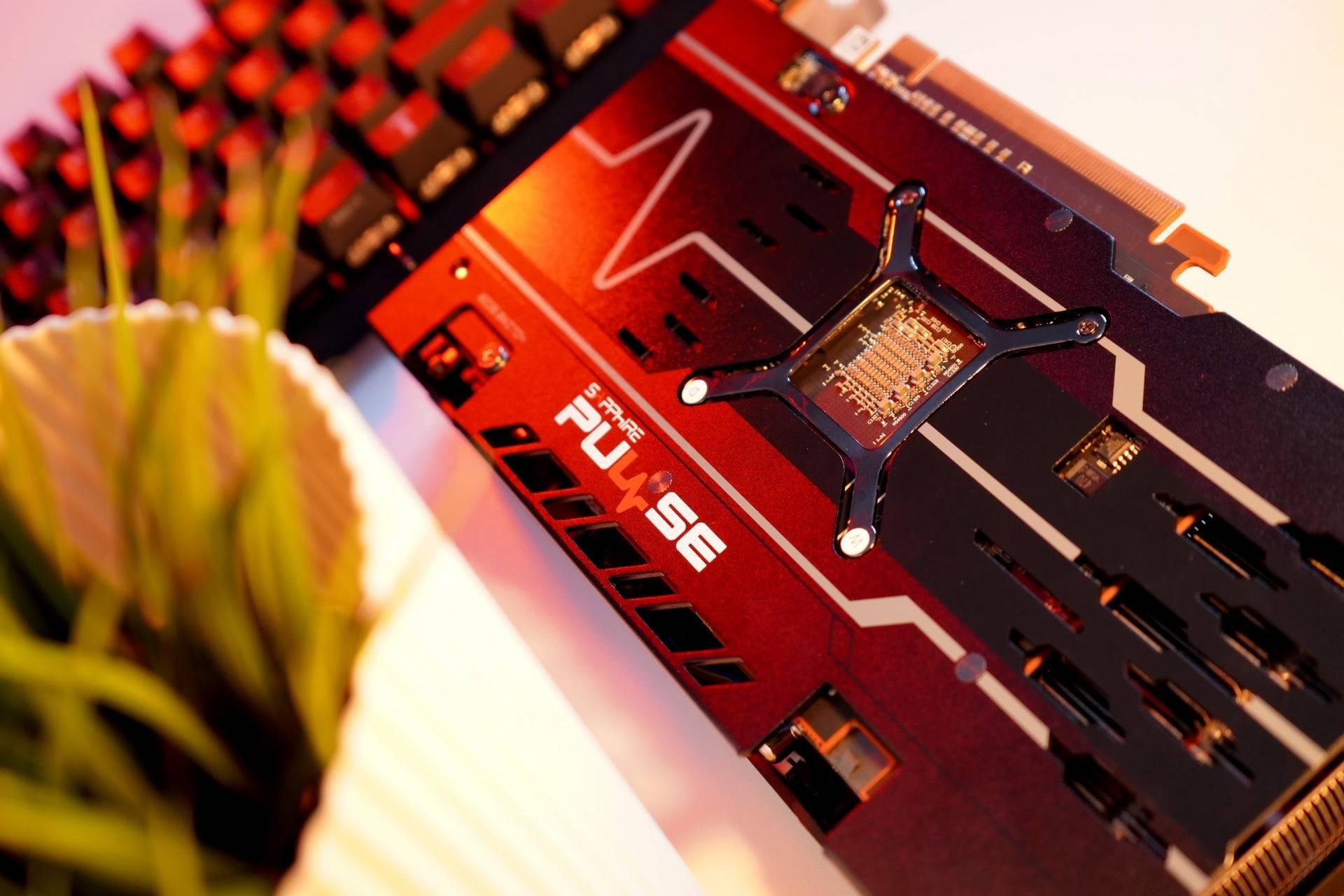 Sapphire Pulse Radeon RX 5500 XT 4GB