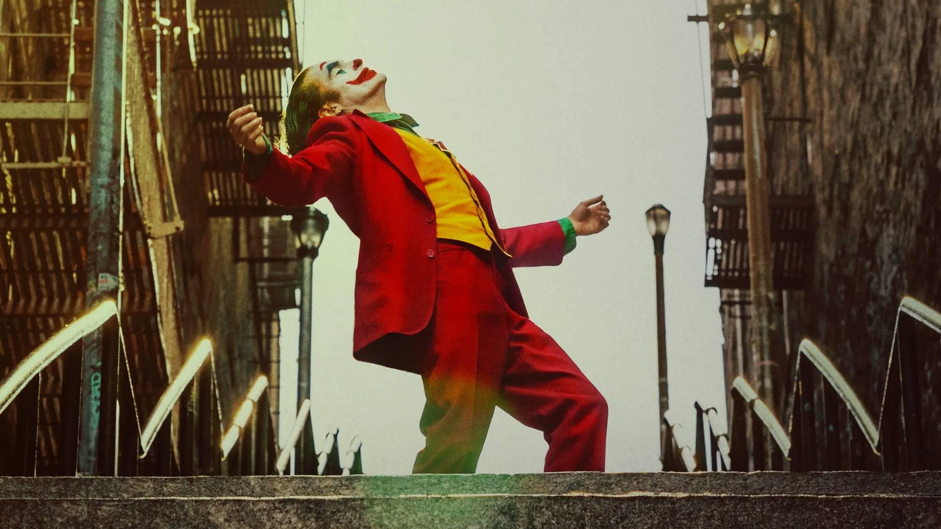 sceneggiatura di Joker