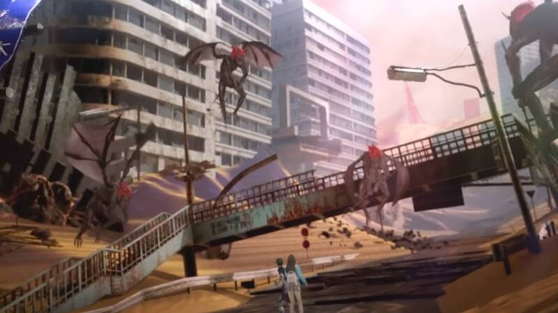 Shin Megami Tensei V, the release date leaks online