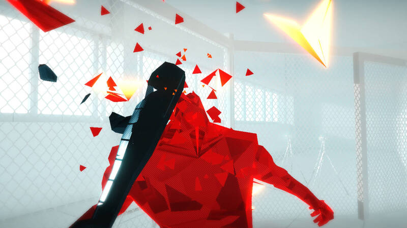 Superhot against self-harm, bombarded with negative reviews