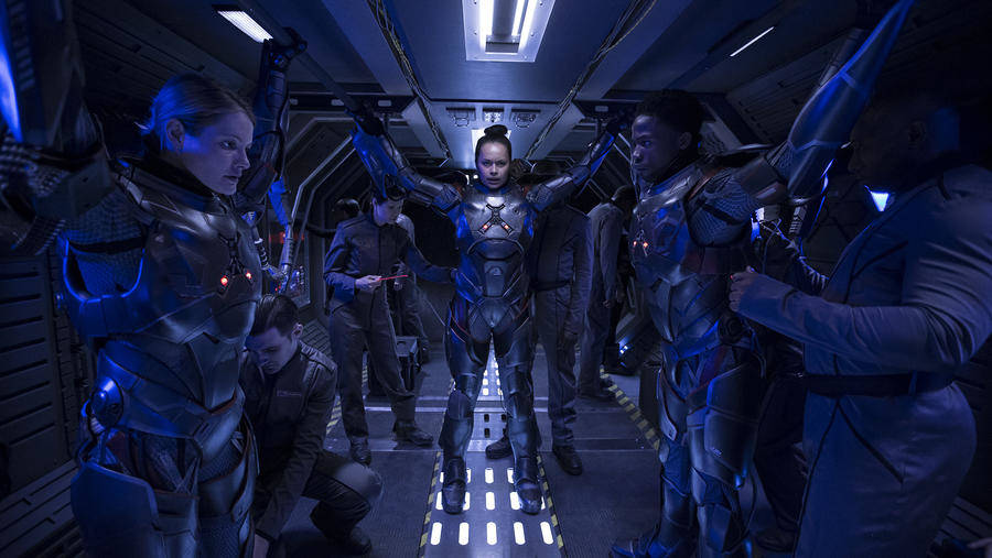 The Expanse Recap
