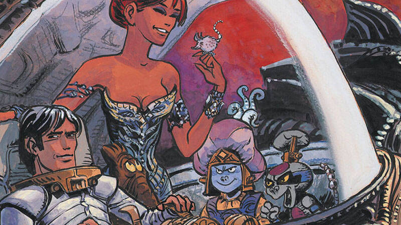 Science fiction comics: tips for reading