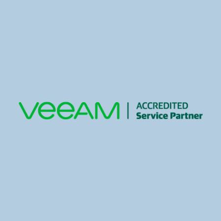 Veeam Accredited Services Partner