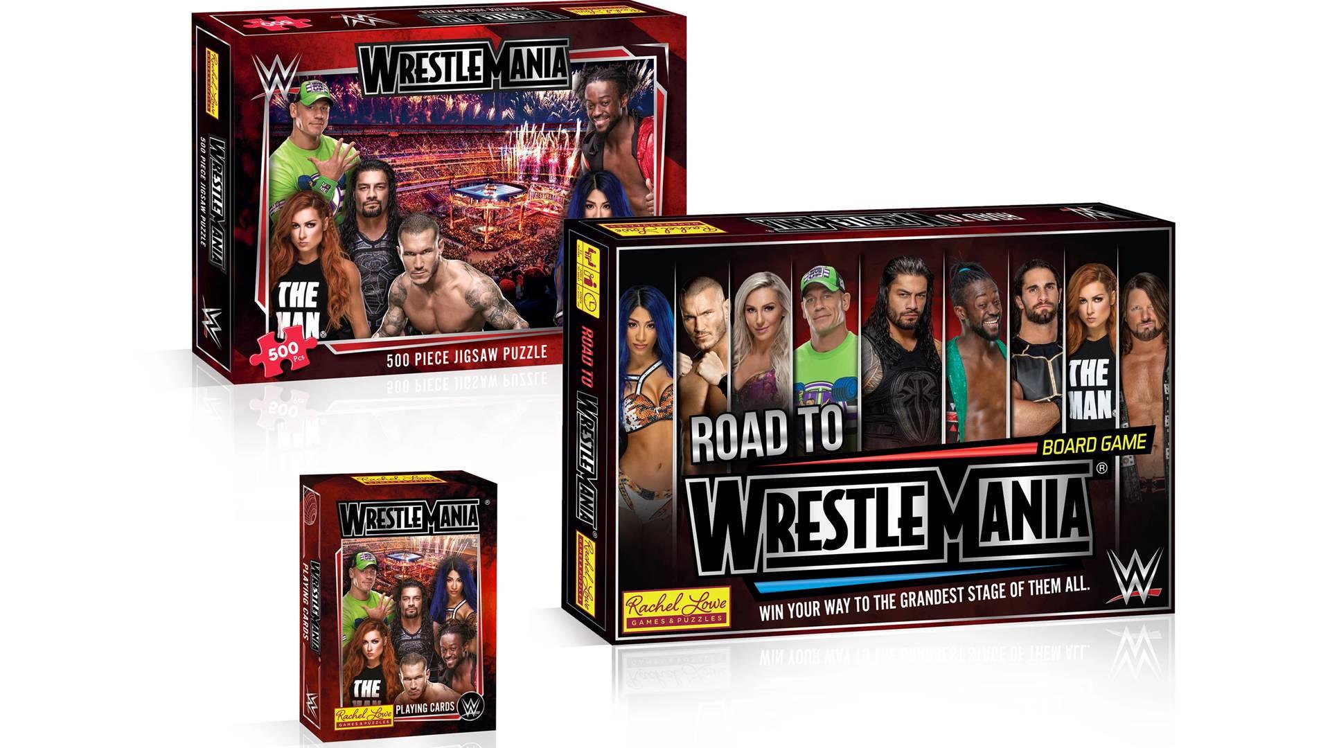 WWE: Road to WrestleMania