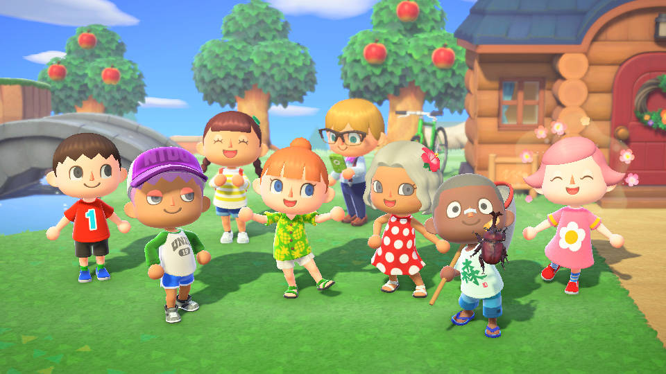Animal Crossing New Horizons Stagioni