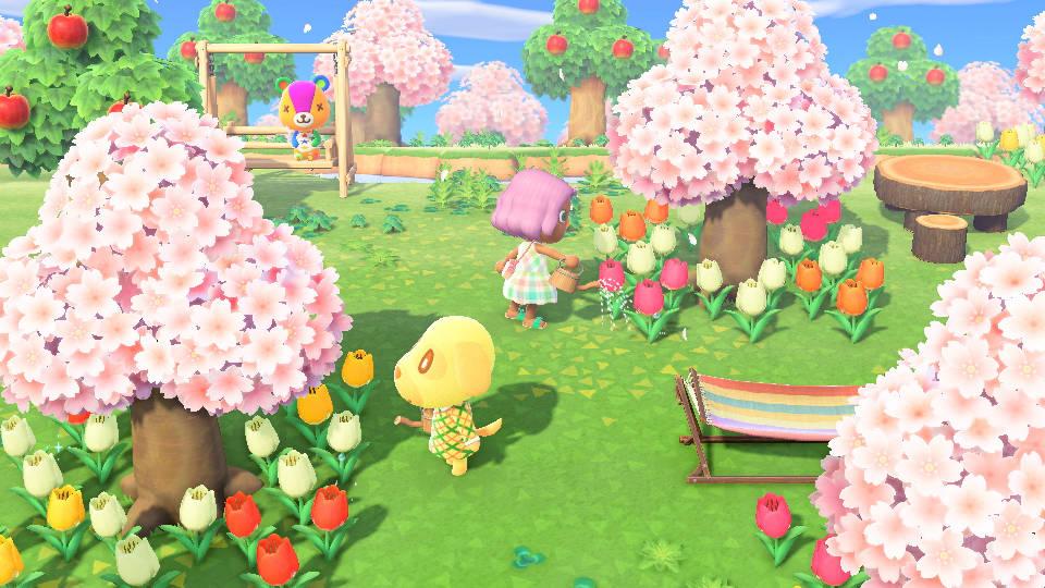 Animal Crossing New Horizons Stagioni