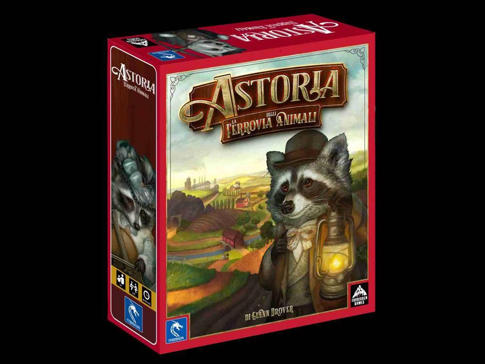 Astoria - La Ferrovia degli Animali