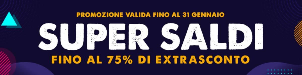 Banner Super Saldi Ollo Store