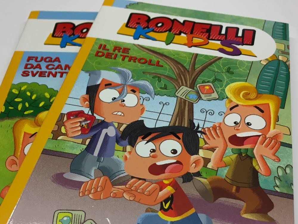 Bonelli Kids intervista