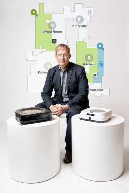 Colin Angle iRobot