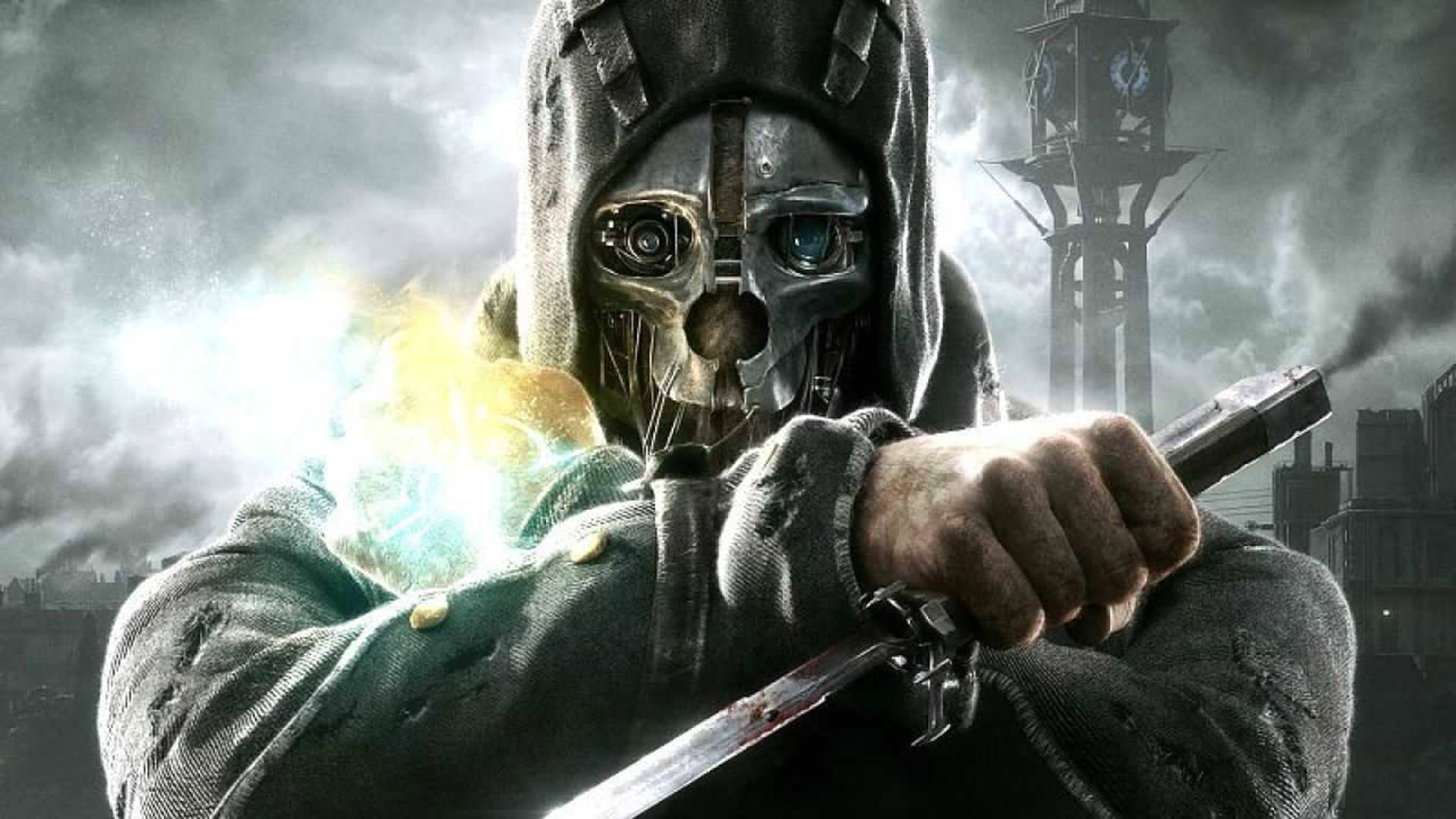 Dishonored Cover