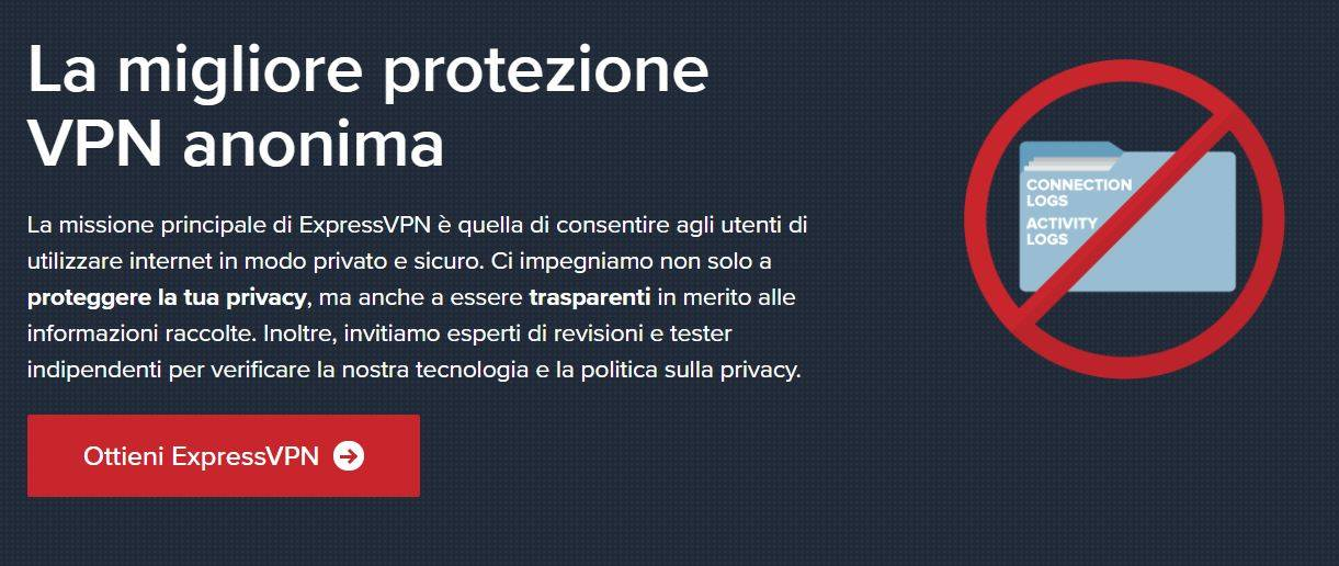 expressVPN privacy