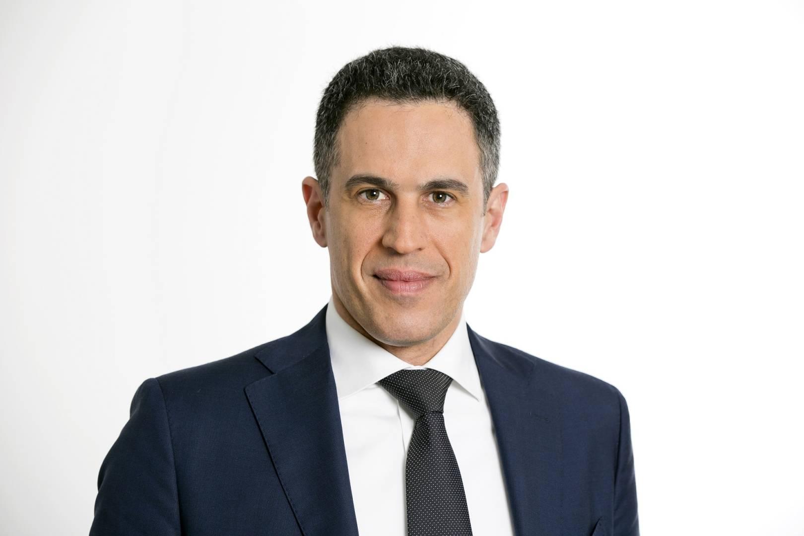 Emmanouel Raptopoulos Amministratore Delegato di SAP Italia