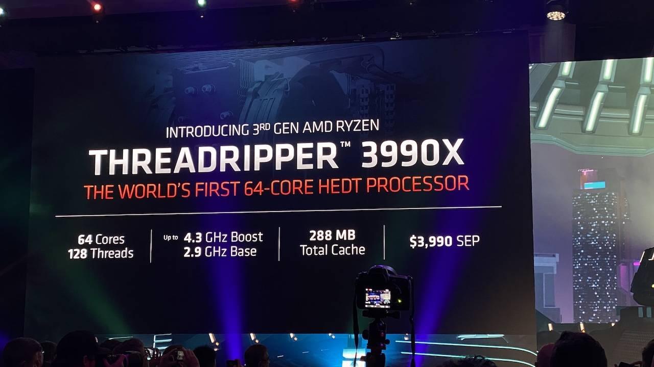 AMD - CES 2020