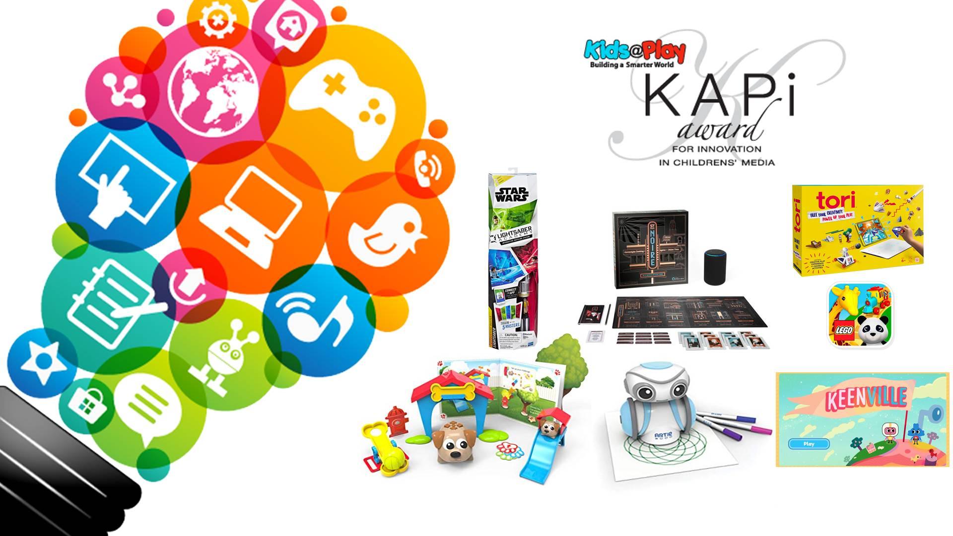 Kids at Play Interactive Awards