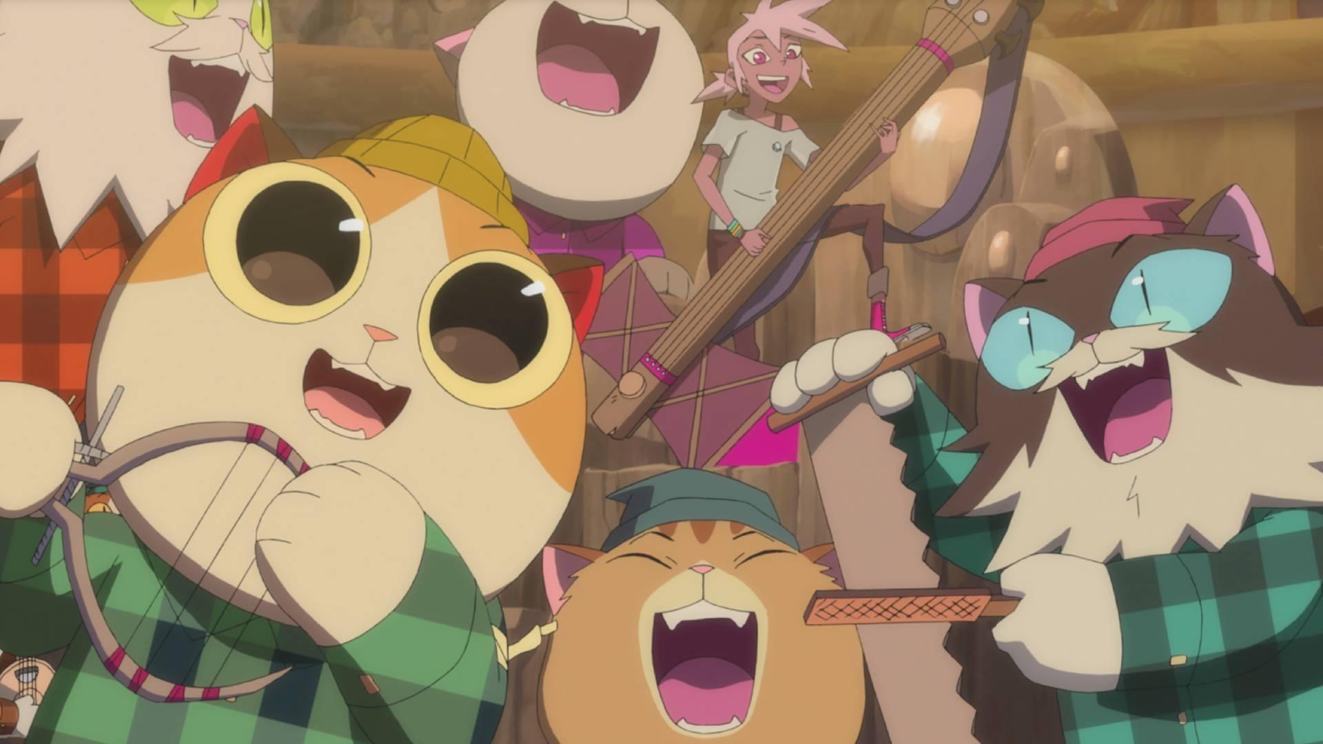 Kipo e l'Era delle Creature Straordinarie, la recensione della serie animata Netflix