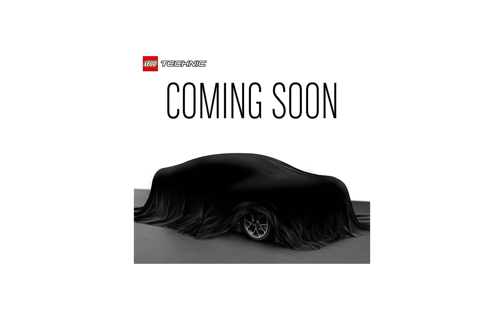 LEGO set Technic 2 wave 2020