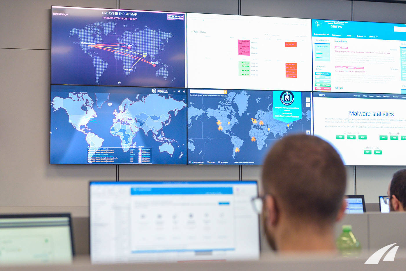 Lutech Next Generation Security Operations Center