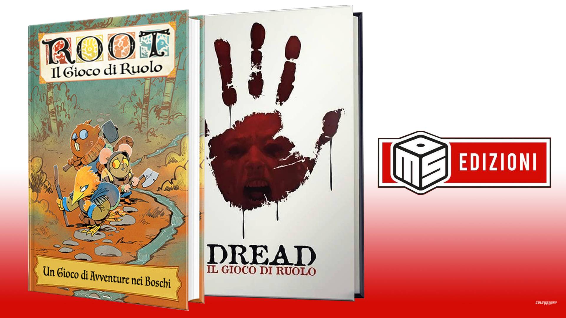 MS Edizioni Root e Dread