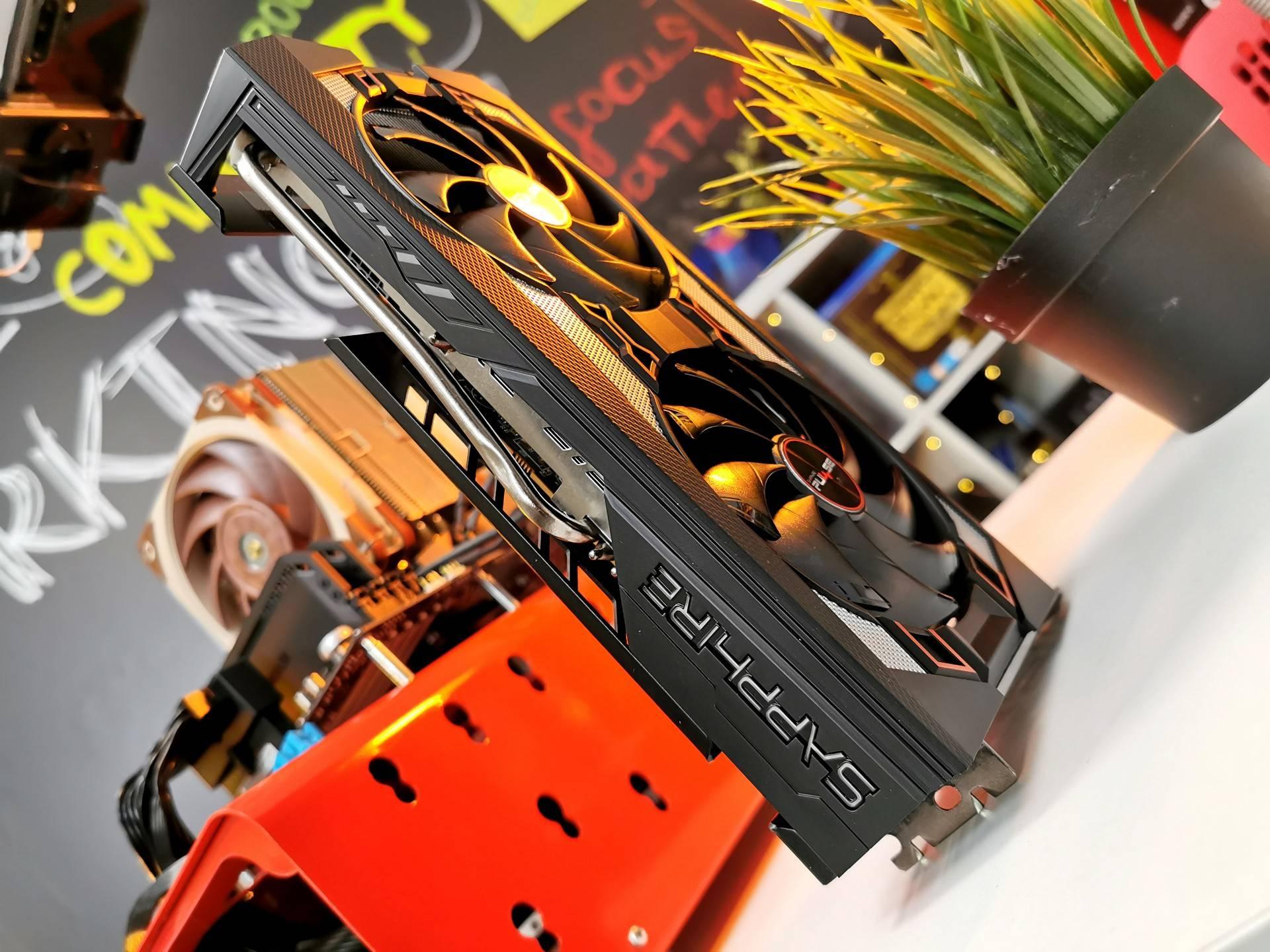 Sapphire Pulse Radeon RX 5600 XT 6GB