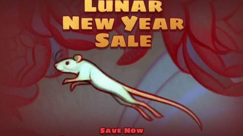 Steam: annunciati i saldi del capodanno  …
