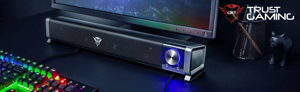 Trust Gaming GXT 618 Asto Soundbar