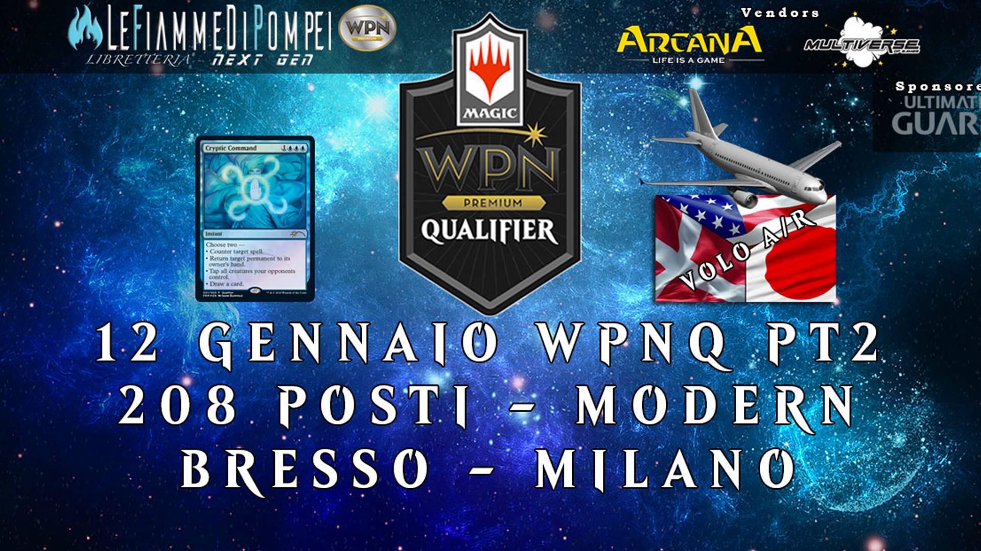 Wizard Play Network Qualifier