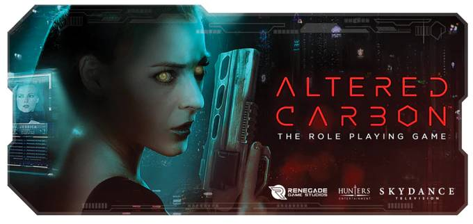 Altered Carbon: the Roleplaying Game