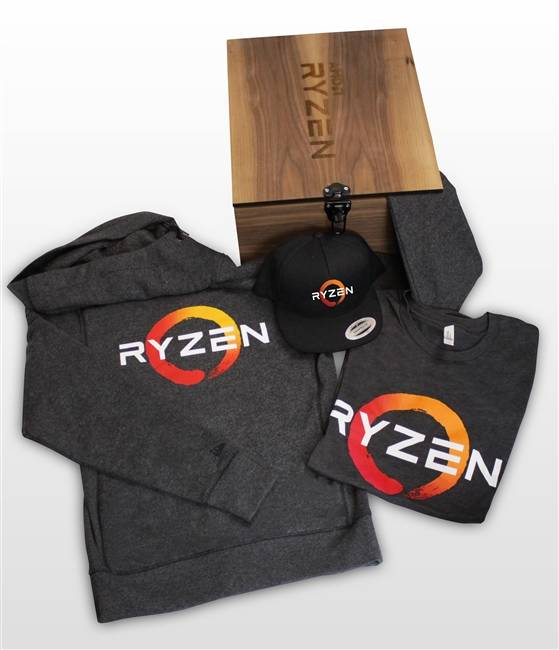 AMD Fanshop total kit