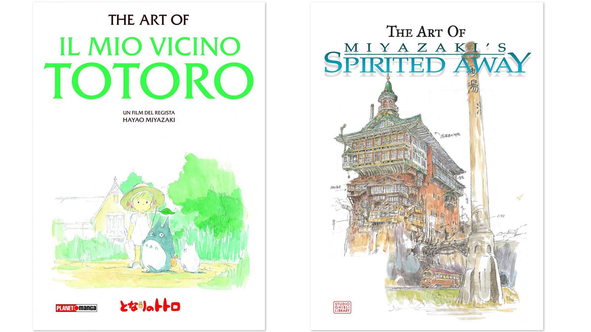 Artbook Miyazaki