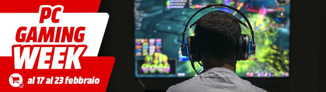 banner PC Gaming Week - Mediaworld