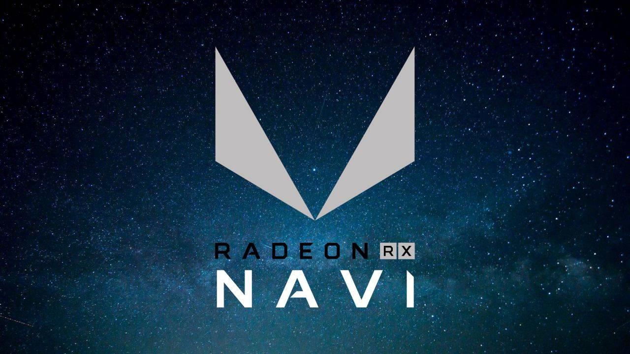 Logo Radeon Navi