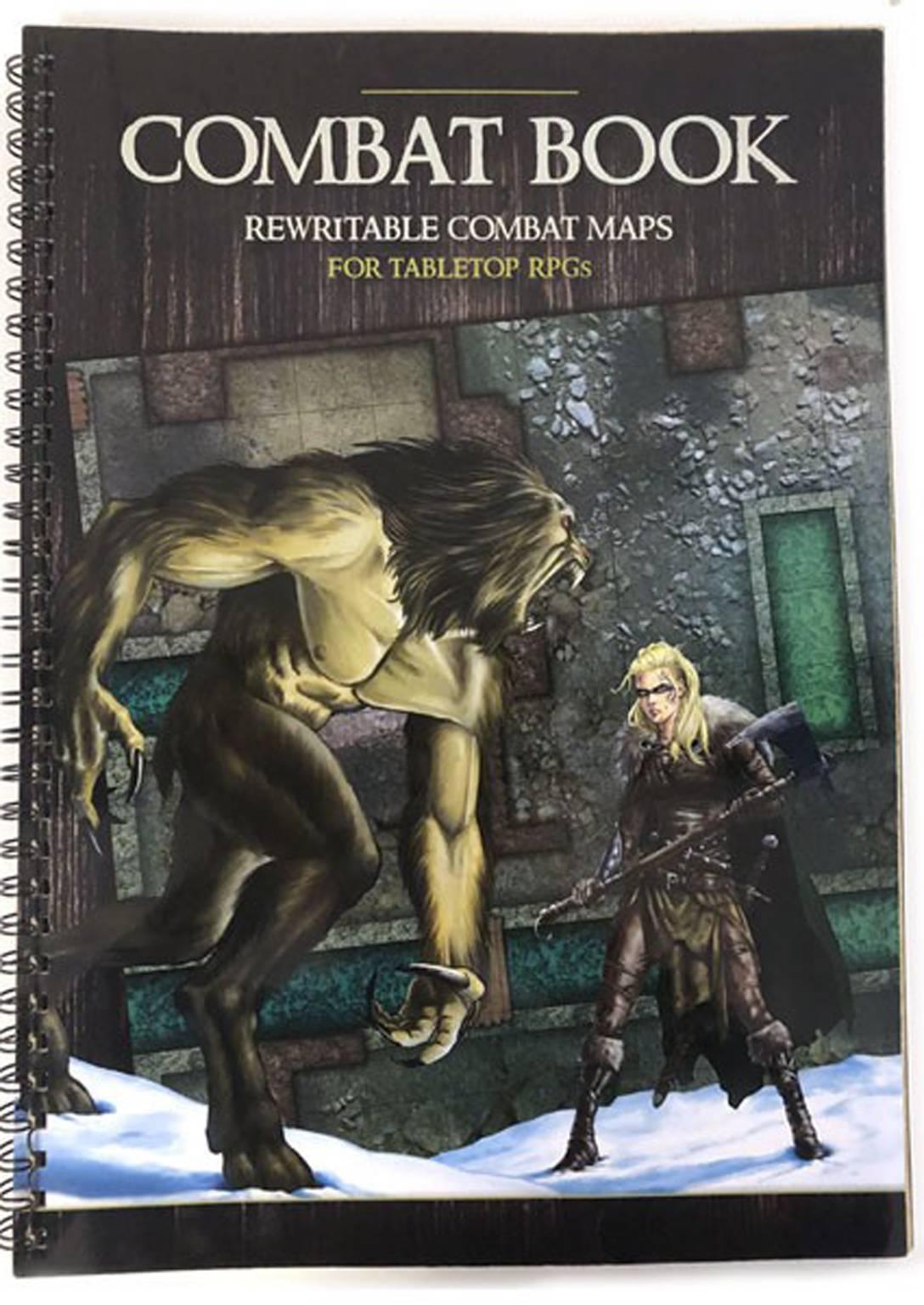 Combat Book