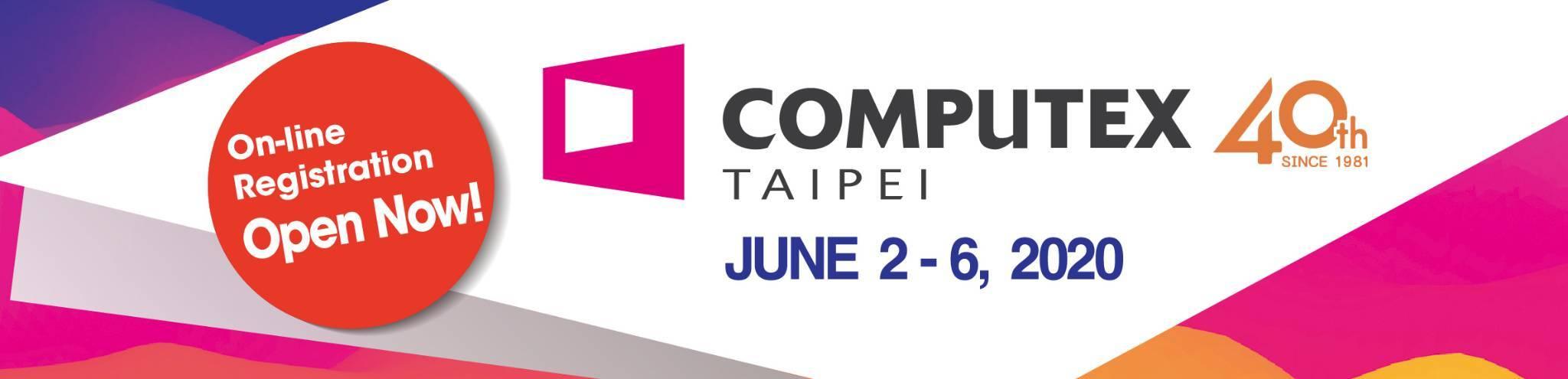 Computex 2020 banner
