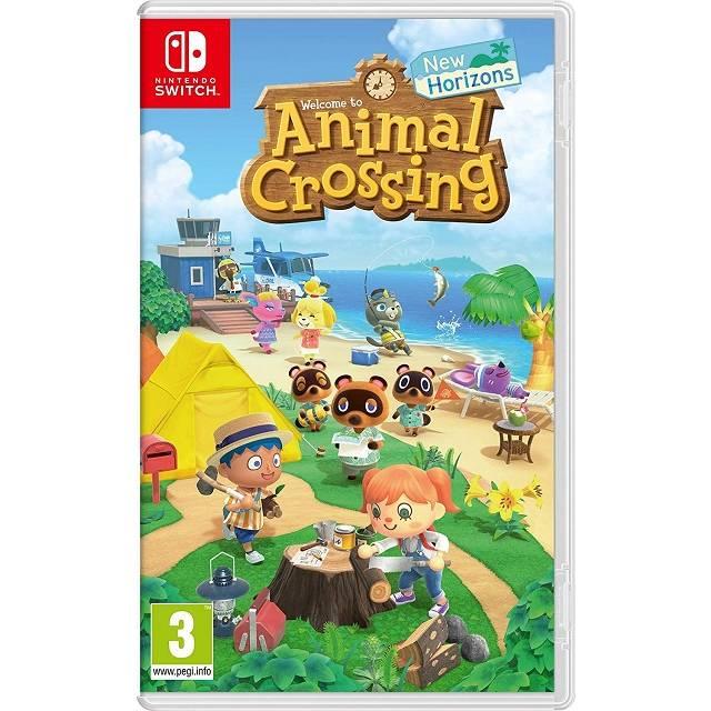 cover 640 x 640 Animal Crossing New Horizons