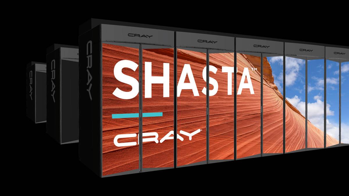 Cray Shasta