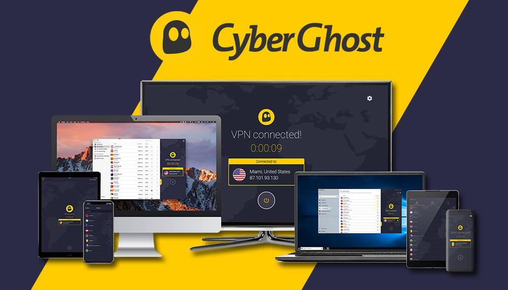 CyberGhost guide