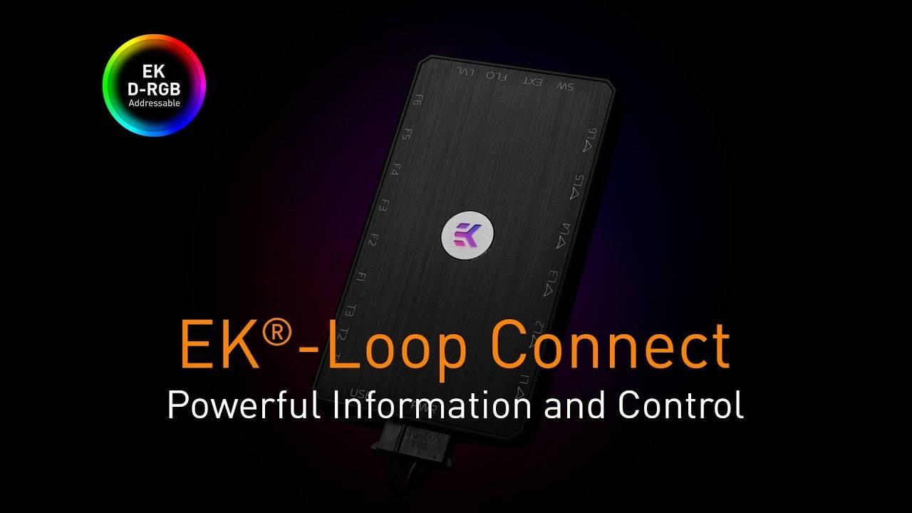 EK Loop Custom HUB